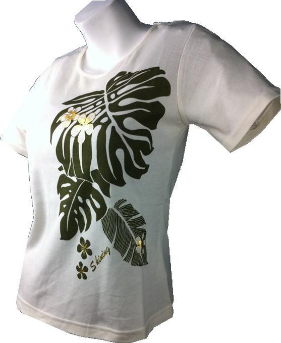 フラダンス Tシャツ ハワイアン